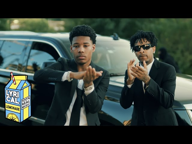 Nardo Wick - Who Want Smoke?? ft. Lil Durk, 21 Savage & G Herbo (Directed by Cole Bennett) HQ quality image