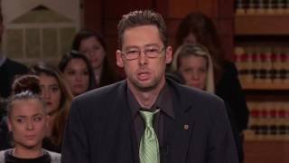 The Cringiest Moment in Judge Judy MD quality image