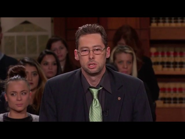 The Cringiest Moment in Judge Judy HQ quality image