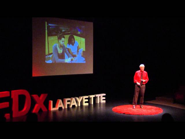 Teaching Methods for Inspiring the Students of the Future Joe Ruhl TEDxLafayette HQ quality image