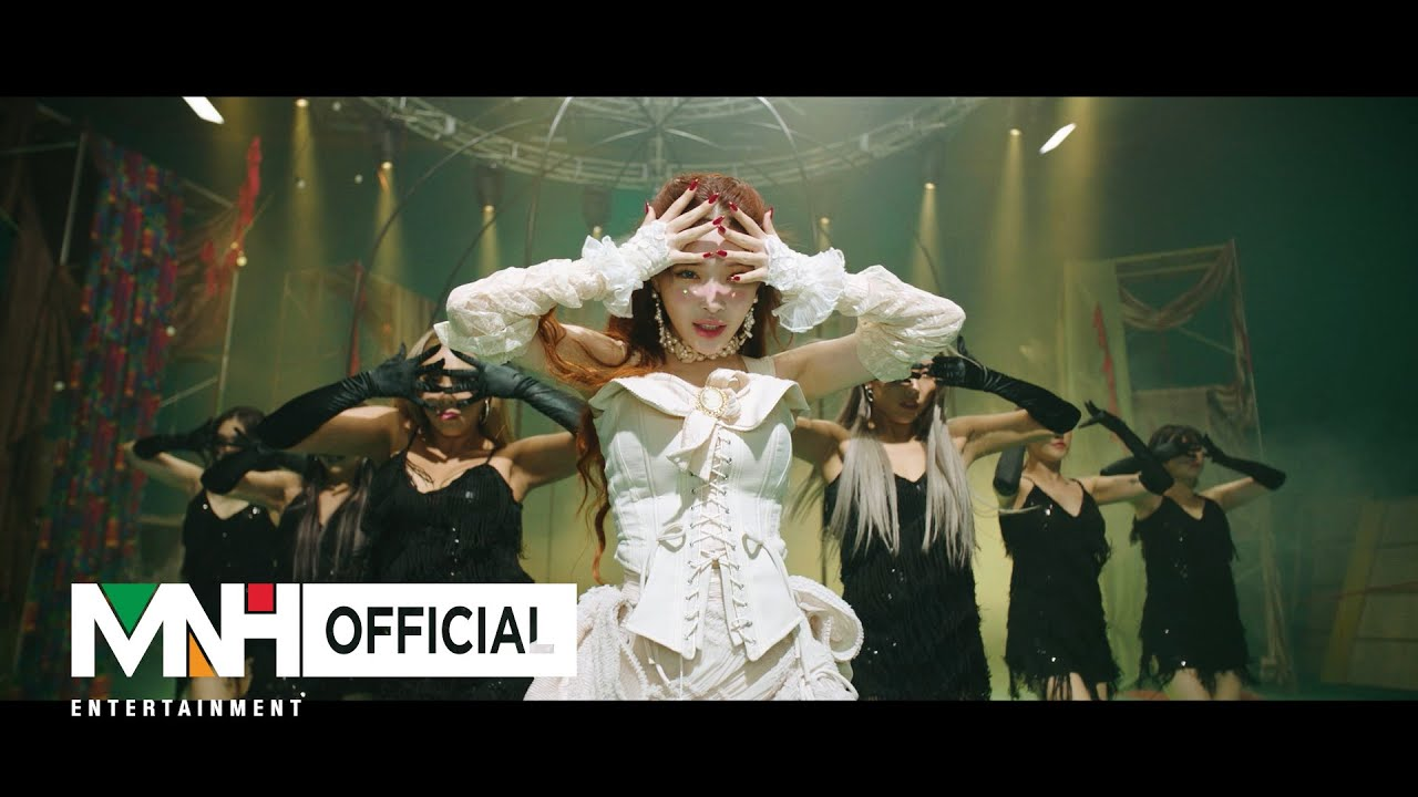 CHUNG HA PLAY (feat. ) Official MV HD quality image