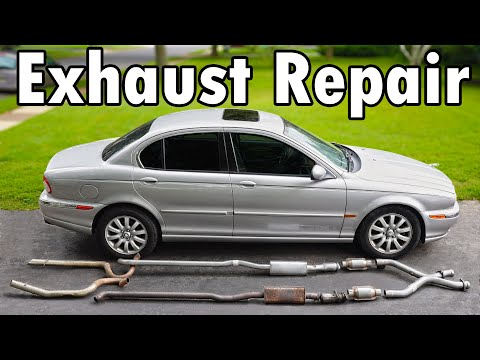 How to Repair an Exhaust Leak DIY (No Welding) MQ quality image