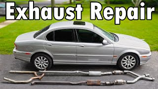 How to Repair an Exhaust Leak DIY (No Welding) MD quality image