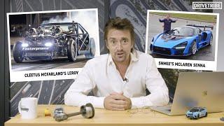 Richard Hammond roasts YouTubers' cars! Screenshot