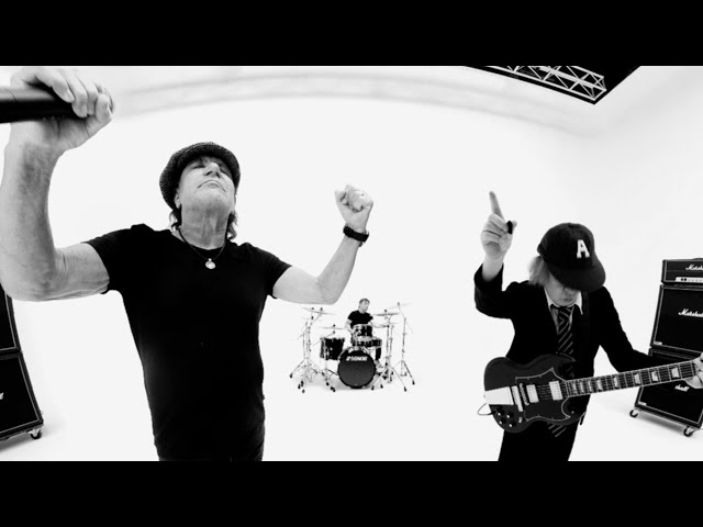 AC/DC - REALIZE (OFFICIAL VIDEO TRAILER) HQ quality image