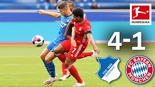 Hoffenheim & Kramaric shine vs Bayern | TSG Hoffenheim - FC Bayern München | 4-1 | Highlights | MD 2 Screenshot