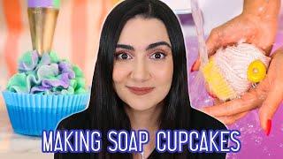 I Tried Following A Soap Cupcake Tutorial Screenshot