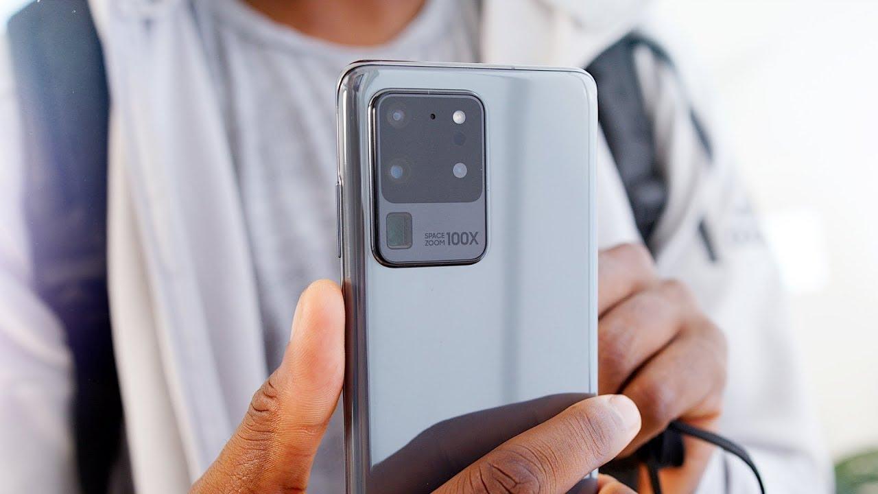 Samsung Galaxy S20 Ultra Impressions: 108 Megapixels! HD quality image
