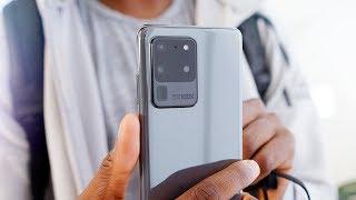 Samsung Galaxy S20 Ultra Impressions: 108 Megapixels! MD quality image