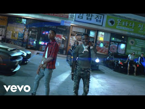 Young Dolph, Key Glock - Back to Back (Official Video) MQ quality image