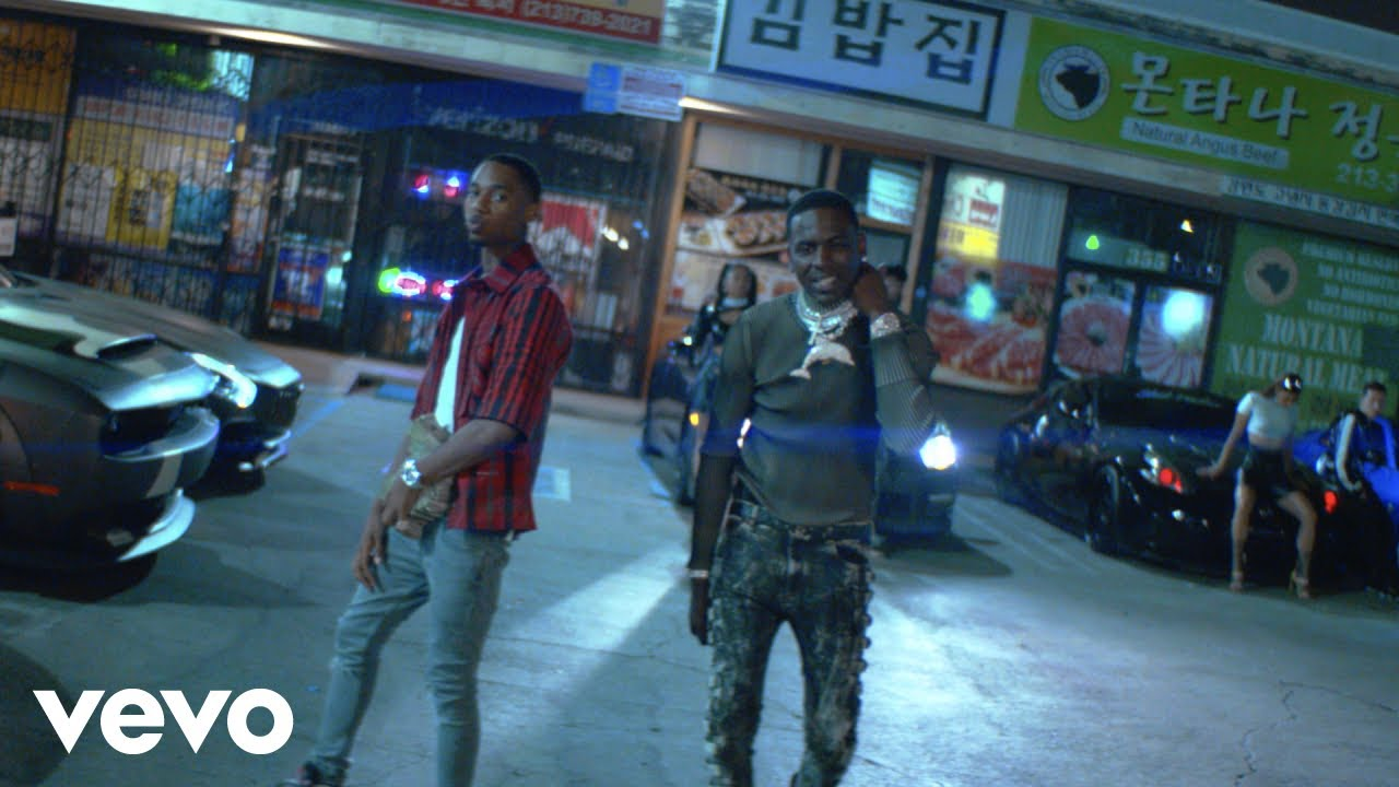Young Dolph, Key Glock - Back to Back (Official Video) HD quality image