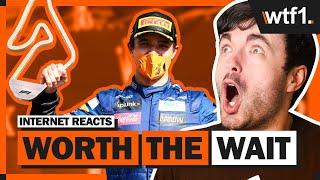 The Internet's Best Reactions To The 2020 Austrian Grand Prix Screenshot