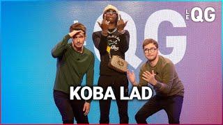 LE QG 46 - LABEEU & GUILLAUME PLEY avec KOBA LAD MD quality image