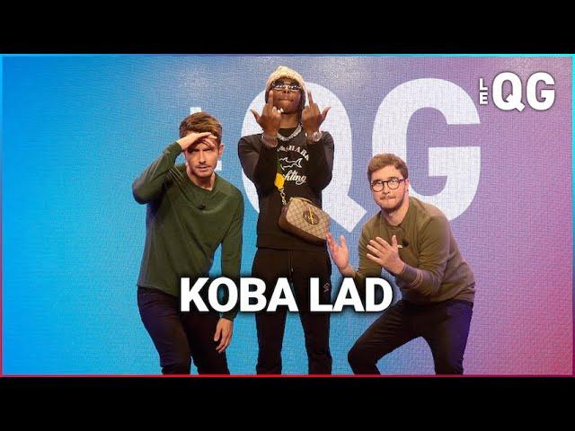 LE QG 46 - LABEEU & GUILLAUME PLEY avec KOBA LAD HQ quality image