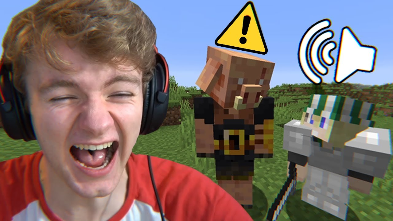 Minecrafts Morph Mod Is Very Funny HD quality image