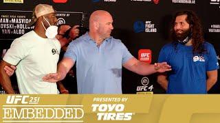 UFC 251 Embedded: Vlog Series - Episode 6 Screenshot