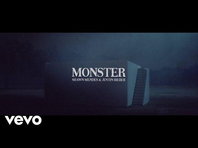 Shawn Mendes, Justin Bieber - Monster (Lyric Video) HQ quality image