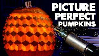 Making a robot to carve photos into pumpkins Screenshot