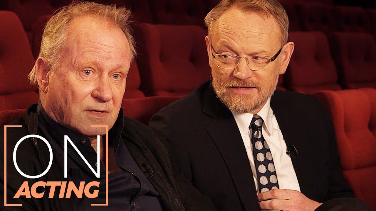 Stellan Skarsgrd & Jared Harris on Chernobyl, the HBO/Sky Atlantic Miniseries On Acting HD quality image