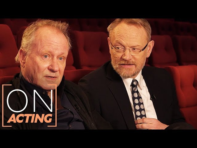 Stellan Skarsgrd & Jared Harris on Chernobyl, the HBO/Sky Atlantic Miniseries On Acting HQ quality image