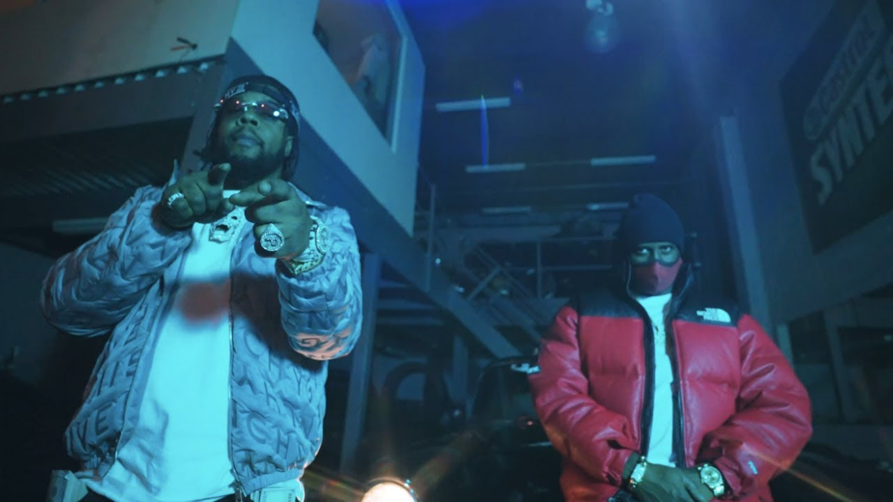 Funk Flex x Rowdy Rebel - RE-ROUTE (Official Video) HD quality image
