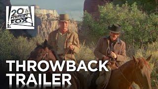 Butch Cassidy And The Sundance Kid   #TBT Trailer   20th Century FOX