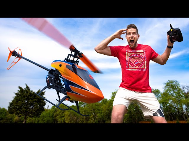 RC Helicopter Battle Dude Perfect HQ quality image