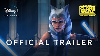 Star Wars: The Clone Wars Official Trailer Disney+ MD quality image