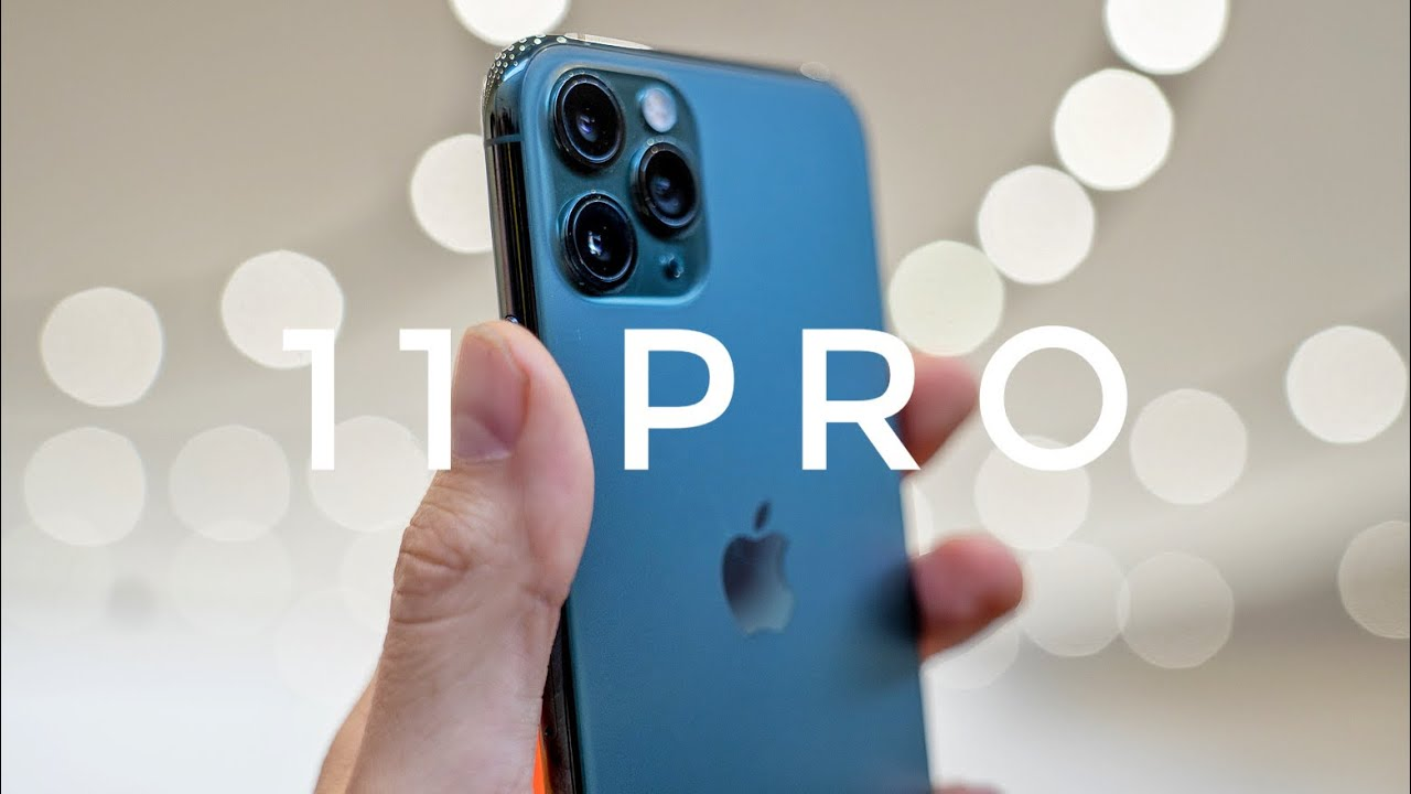 IPhone 11 Pro Max Hands On! HD quality image
