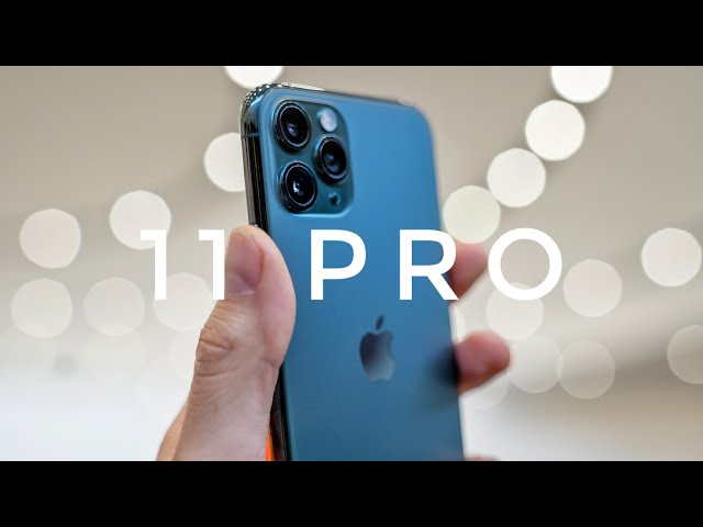 IPhone 11 Pro Max Hands On! HQ quality image