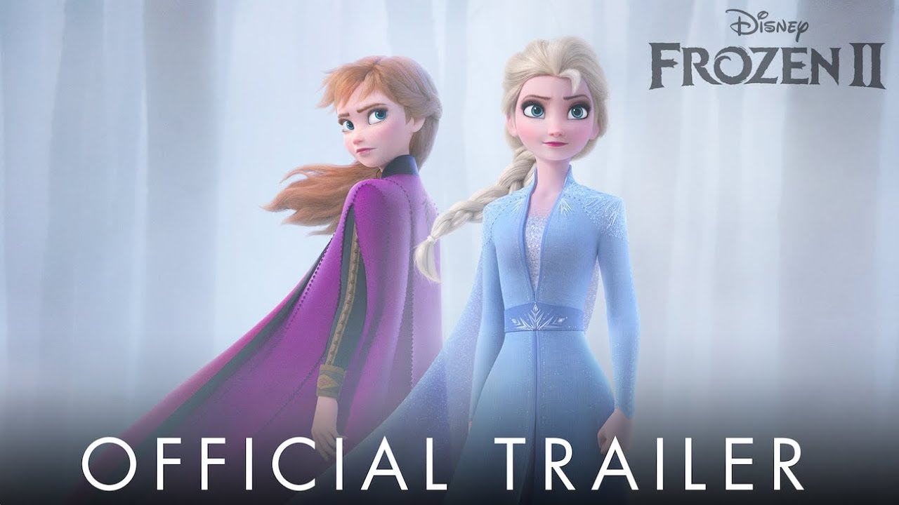 Frozen 2 Official Trailer HD quality image