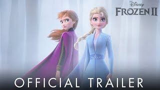 Frozen 2 Official Trailer MD quality image