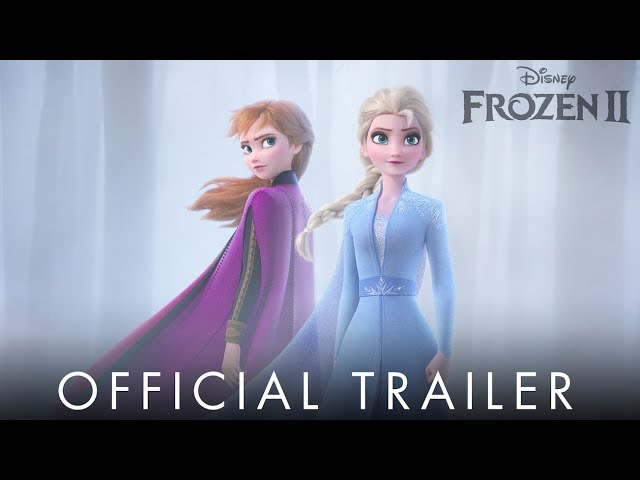 Frozen 2 Official Trailer HQ quality image