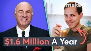 Kevin O'Leary Reacts: Living On $1.6 Million A Year In Los Angeles   Millennial Money Screenshot
