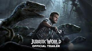 Jurassic World - Official Global Trailer (HD)