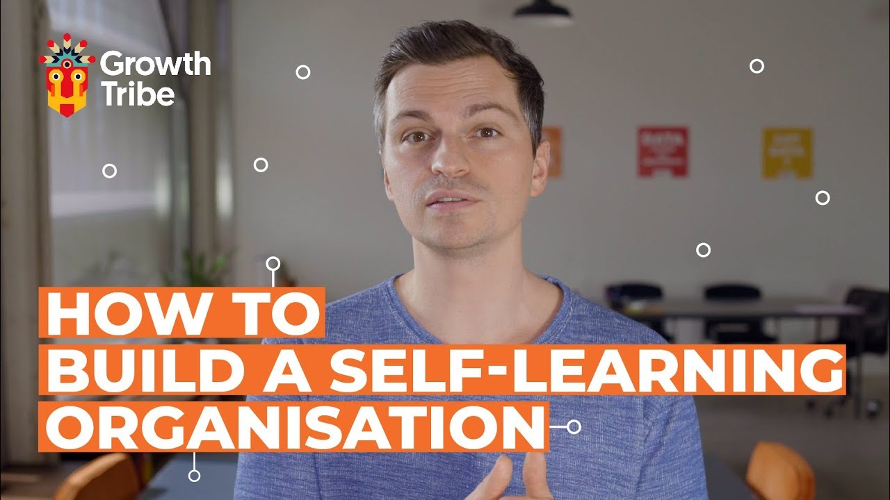 How to Build a Self-Learning Organisation HD quality image