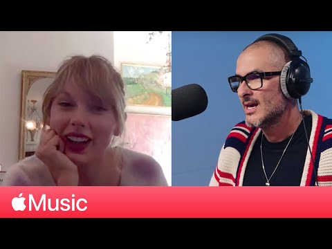 Taylor Swift: ME! Interview Apple Music MQ quality image