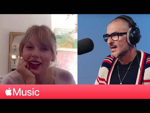 Taylor Swift: ME! Interview Apple Music HQ quality image