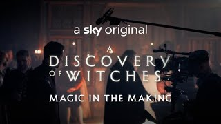 A Discovery Of Witches   Series 2   Behind the Scenes