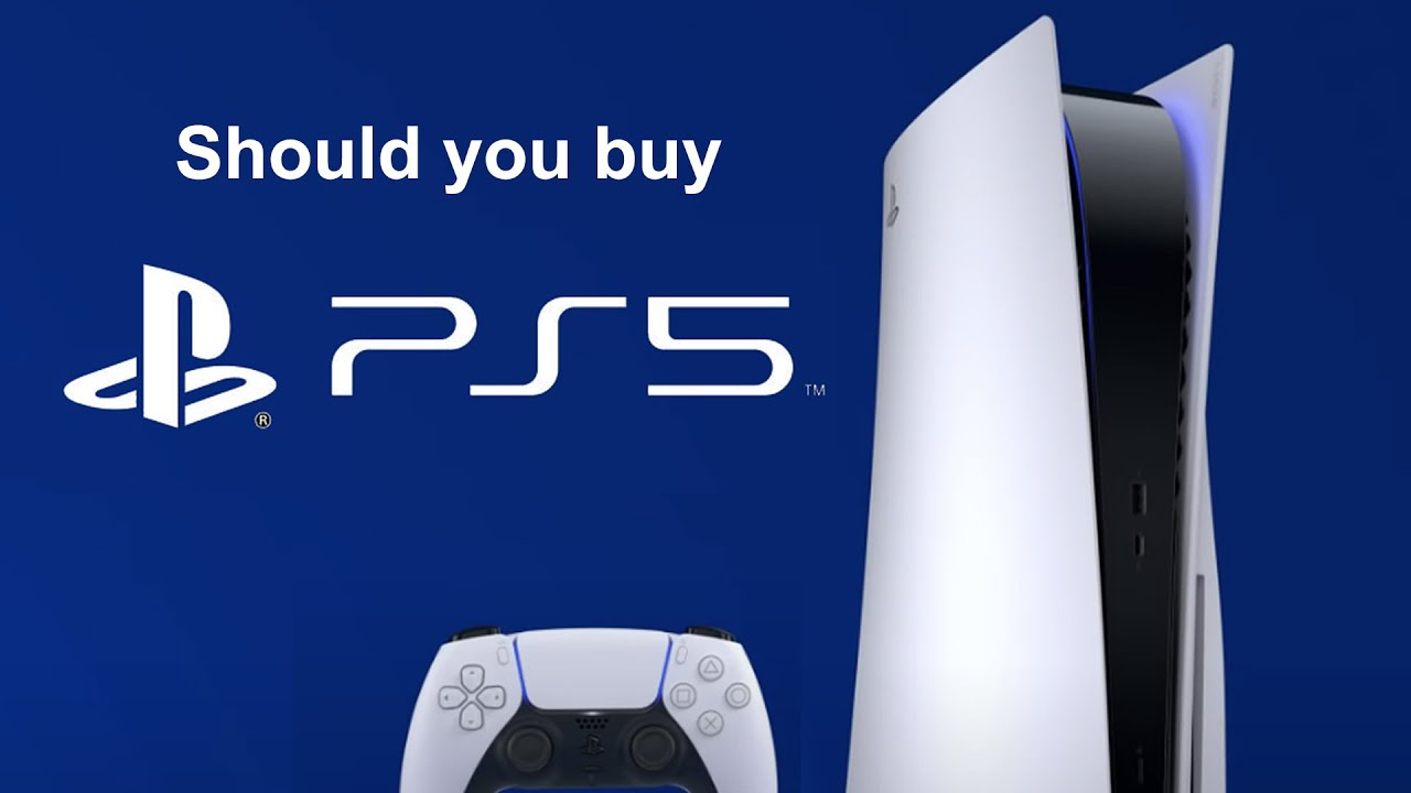 Should you Buy a PS5? HD quality image