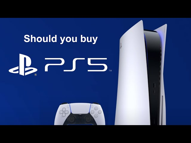 Should you Buy a PS5? HQ quality image