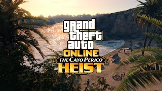 The Cayo Perico Heist: Coming December 15 to GTA Online MD quality image