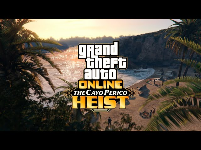The Cayo Perico Heist: Coming December 15 to GTA Online HQ quality image