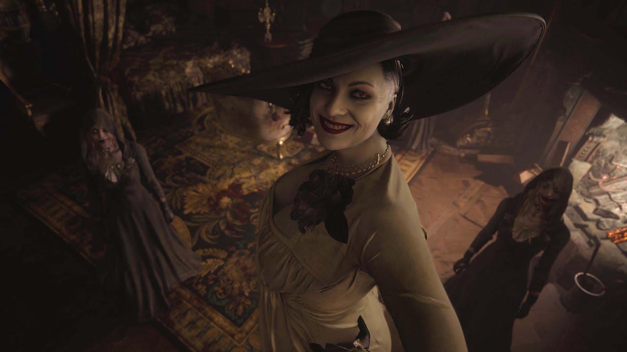 Resident Evil Village - 3rd Trailer HD quality image
