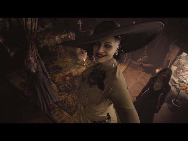 Resident Evil Village - 3rd Trailer HQ quality image