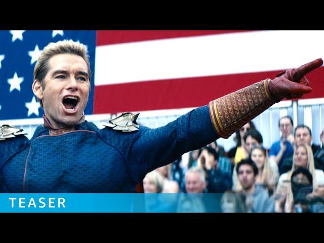 The Boys Season 2 - Teaser Trailer Amazon Prime Video HQ quality image