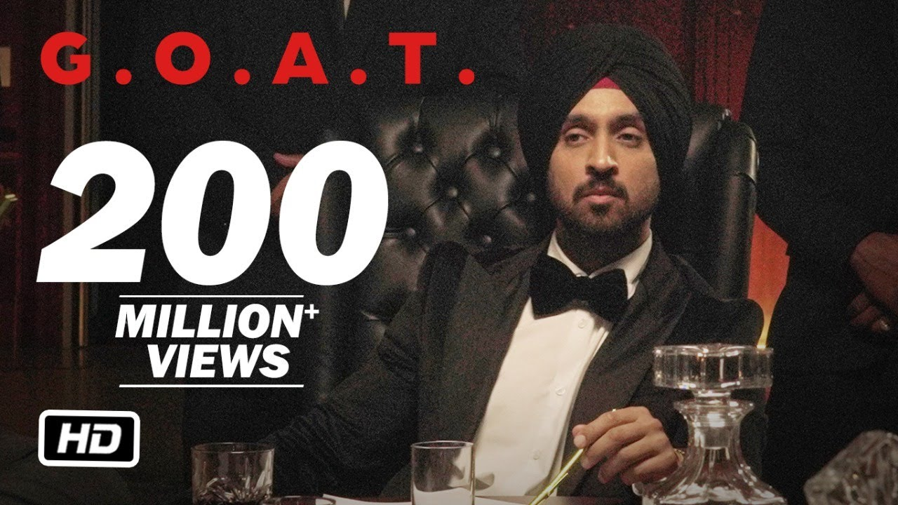 Diljit Dosanjh - G.O.A.T. (Official Music Video) HD quality image
