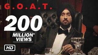 Diljit Dosanjh - G.O.A.T. (Official Music Video) MD quality image
