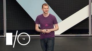Instant Loading: Building offline-first Progressive Web Apps - Google I/O 2016 MD quality image