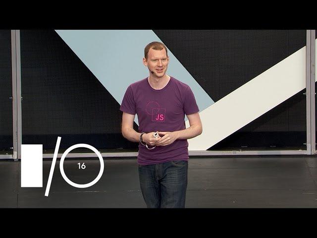 Instant Loading: Building offline-first Progressive Web Apps - Google I/O 2016 HQ quality image